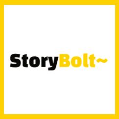 StoryBolt logo