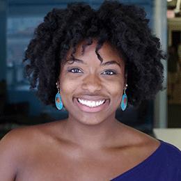 Five to Nine Founder Jasmine Smalls