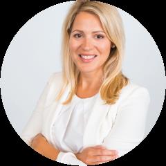 Cora CEO and Founder Sara Taylor-Demos